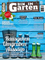 Bin Im Garten Neues Magazin Für Hobby Gärtner