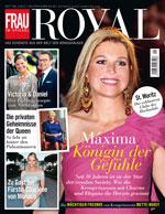 Frau im spiegel royal erscheint am 11 januar for Aktuelle spiegel ausgabe