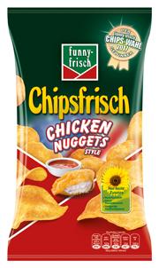 Chipsfrisch Einhorn