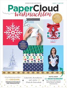 Papercloud Weihnachten Megastar Startet Do It Yourself Magazin