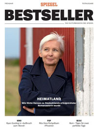 Testausgabe: Spiegel Bestseller widmet sich künftig verschiedenen kulturellen Feldern