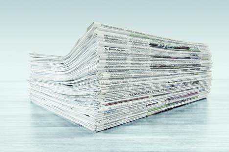 Zeitungen haben im Einzelverkauf einen schweren Stand/ Foto: ferkelraggae - Fotolia